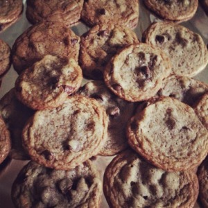 Browned-Butter Chocolate Chip Cookies