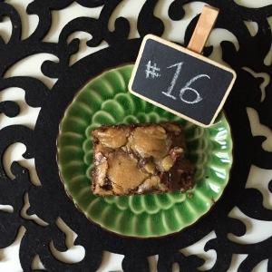 Nutella Stuffed Chocolate Chip Cookie Bars