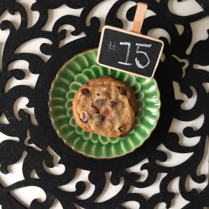 Candied Bacon Chocolate Chip Cookie